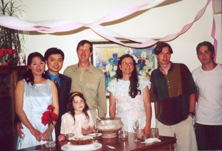 Yumin & Zhihong Wedding Reception