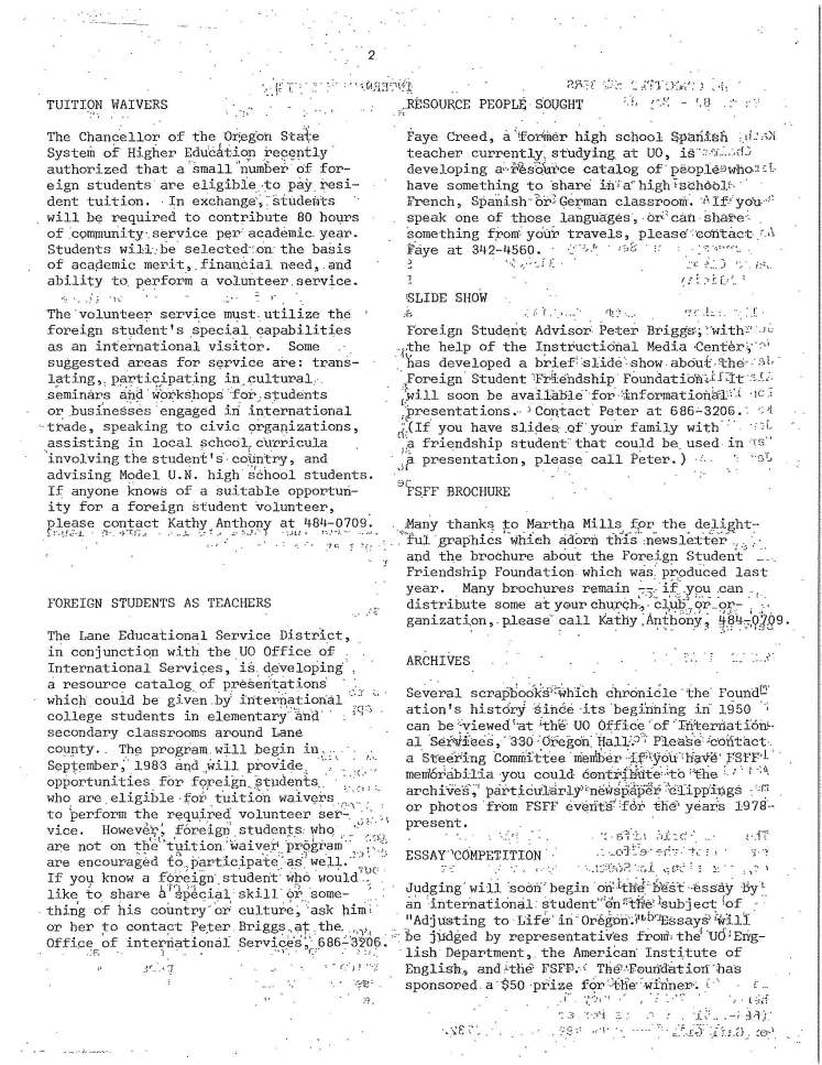 1983 Winter Newsletter, Page_2